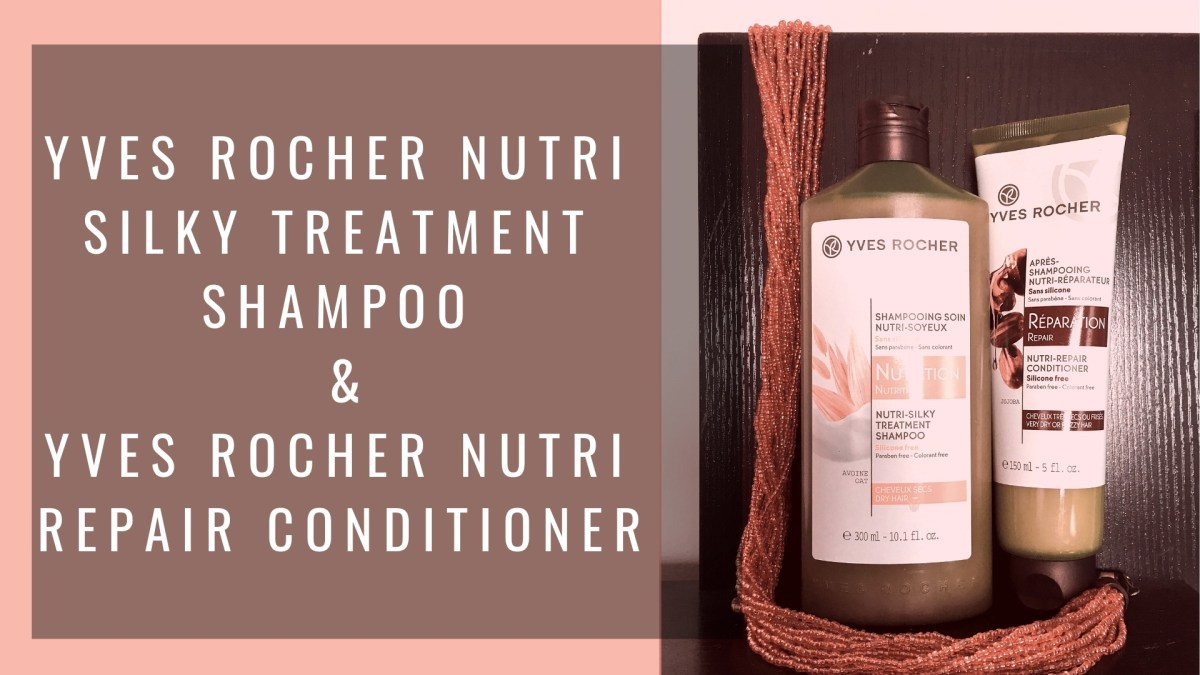 Yves Rocher Shampoo & Conditioner Review
