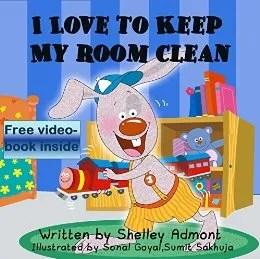 I love to keep my room clean (Amazon)