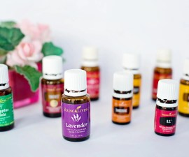 How to do essential oils work on the mind and body
