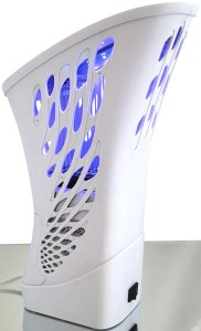 Cleanrth XVAC500 X-Vactor Insect Bug Zapper and Fly Vacuum Trap All-in-One