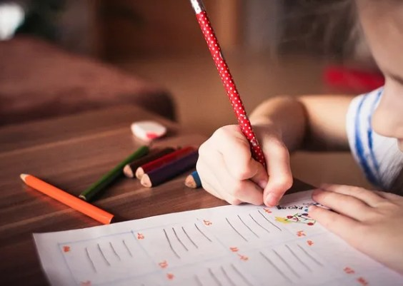 Letter Tracing Books for Preschoolers to Practice Better Writing