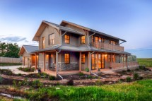 Colorado Farmhouse House Plan