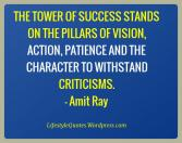 the_tower_of_success_stands_on_picture_quote_11