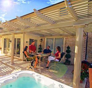 Pergolas  Patio Covers  Tampa Bay Florida  Lifestyle Remodeling  Tampa Bay Sunrooms Walk