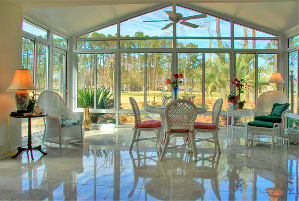Conservatories  Lifestyle Remodeling  Tampa Bay Sunrooms WalkIn Tubs Patio Enclosures