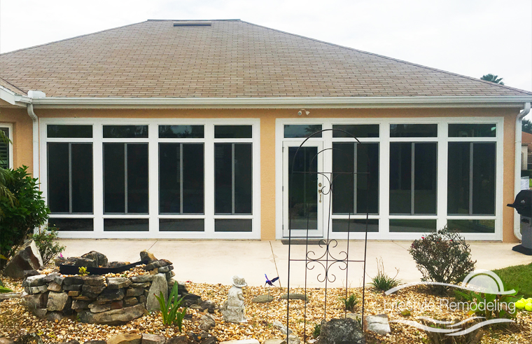 Sunroom Contractors  Lifestyle Remodeling  Tampa Bay