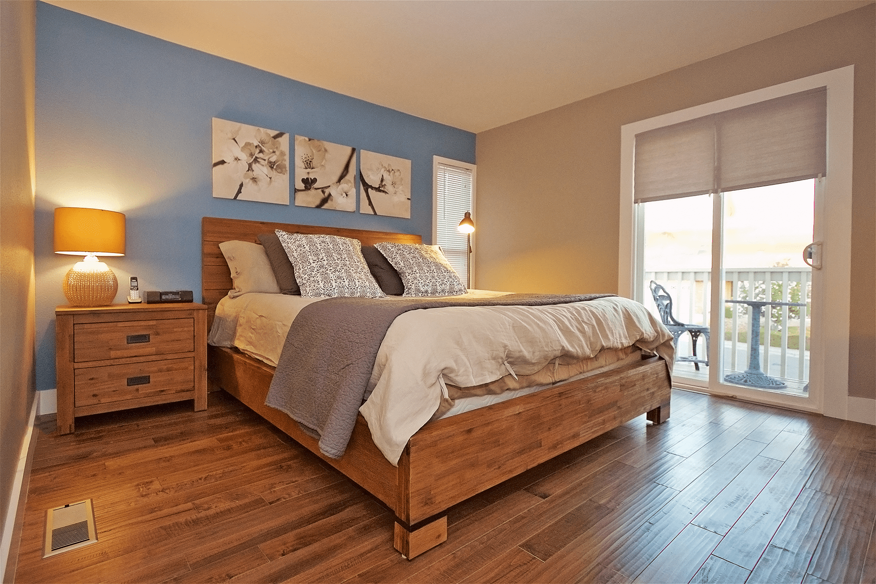 After-Master Bedroom
