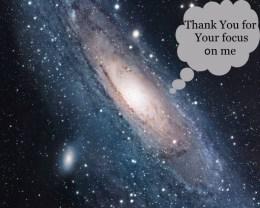 thank you universe good