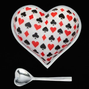 Inspired Generations Card Heart with Heart Spoon