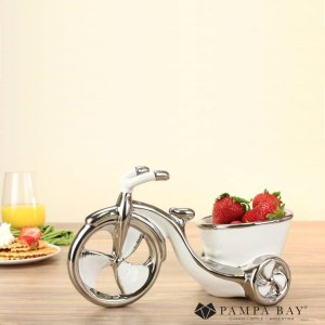 Pampa Bay Tricycle Snack Bowl CER-2107