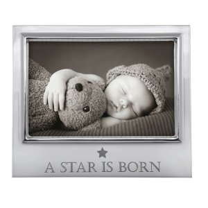 Mariposa A Star Is Born 4x6 Signature Frame