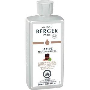 Mystery Patchouli Lampe Maison Berger Fragrance 500ml - 415047