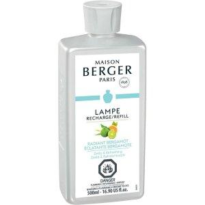 Radiant Bergamot Lampe Maison Berger Fragrance 500ml - 415341