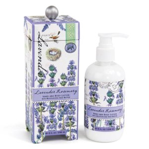 Michel Design Works Lavender Rosemary Lotion LOT81R