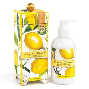 Michel Design Works Lemon Basil Lotion LOT8R