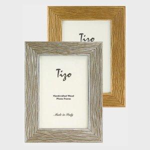 Tizo Design Gold Wood Frame 200GLD