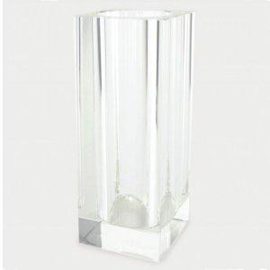 Tizo Design Tall Crystal Glass Vase PH602VASjpg