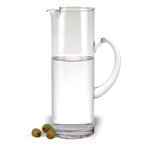 "Badash <a href=""https://lifestylesgiftware.com/product/badash-crystal-celebrate-pitcher/"" target=""_blank"" rel=""noopener noreferrer"">Crystal Water Pitcher</a>"