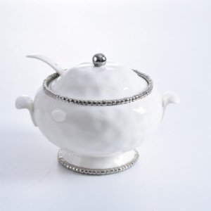 Pampa Bay Tureen and Ladle