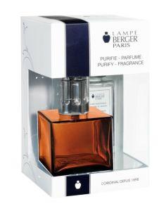 Amber Lampe Cube Gift Set Lampe Berger