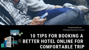 Booking Best Hotel Online