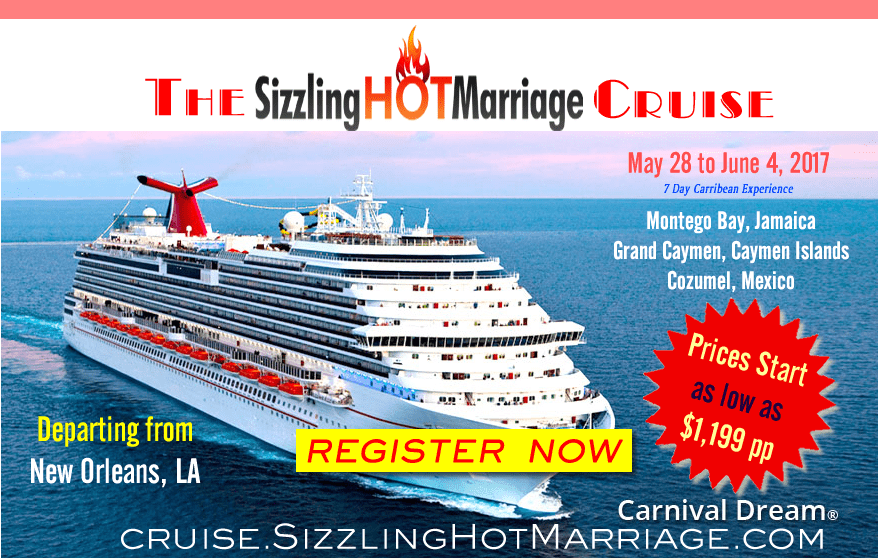Sizzling Hot Marriage Cruise 2017