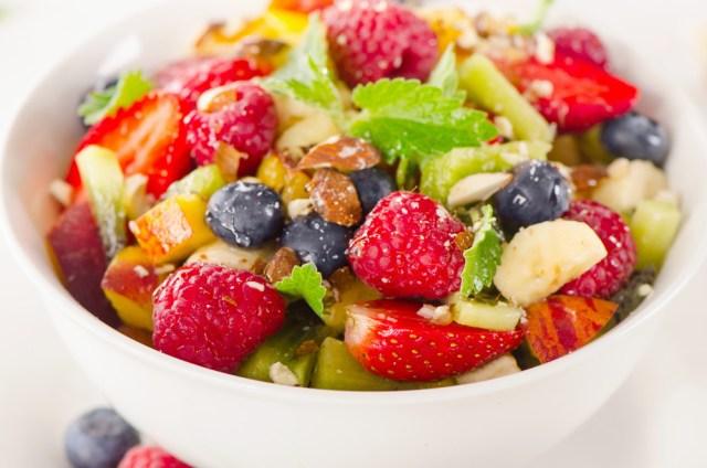 Fruit salad फलों का सेवन