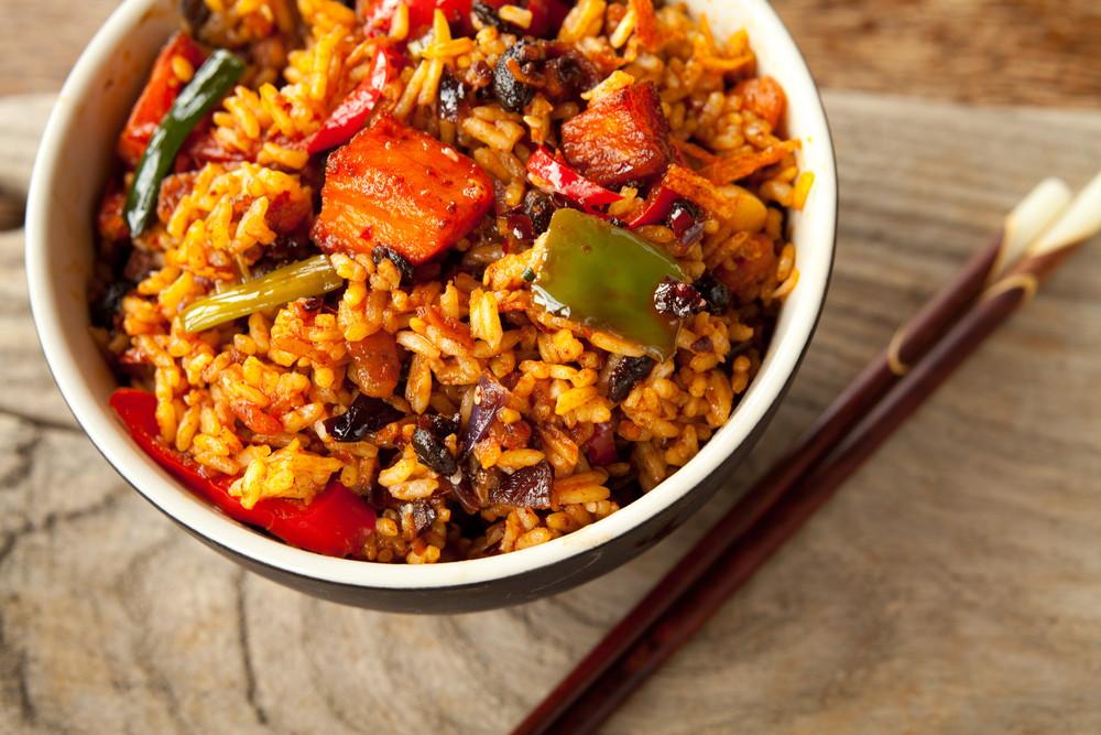 Rice chawal ki tehri, चावल की तेहरी