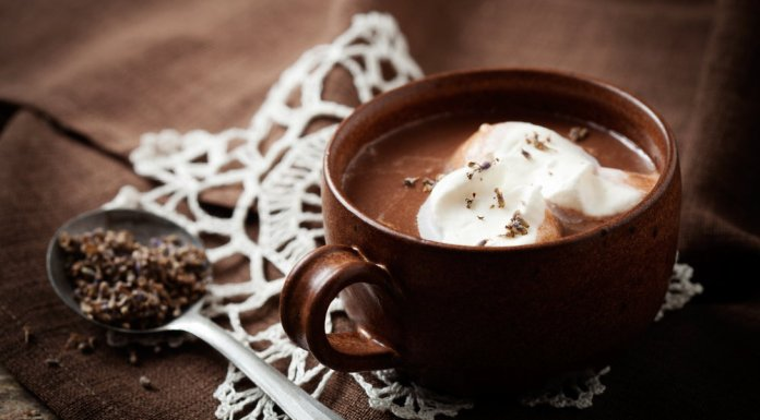 हॉट चॉकलेट रेसपी