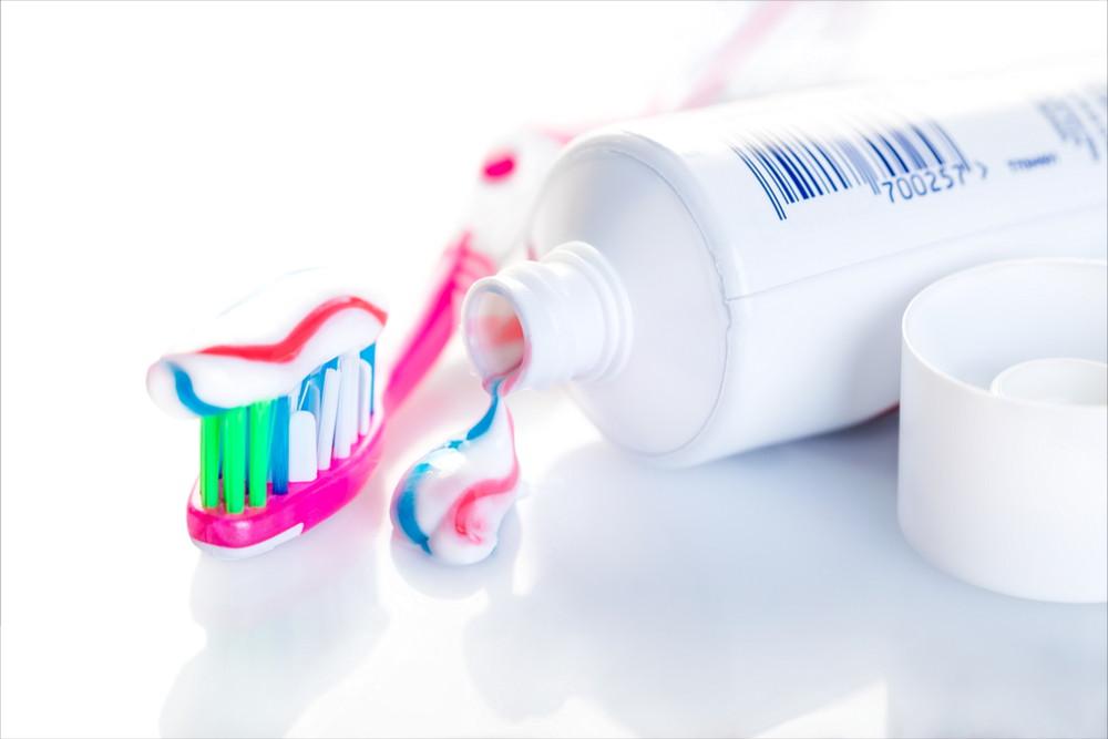 टूथपेस्ट के उपयोग