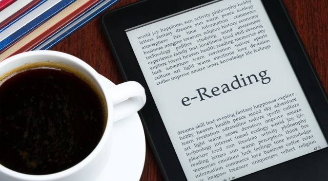 5 Reasons why I chose ebook reader over hardcopy book