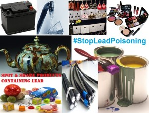 big impact - stop lead poisoning