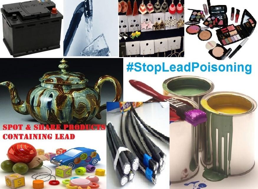 big impact - stop lead poisoning