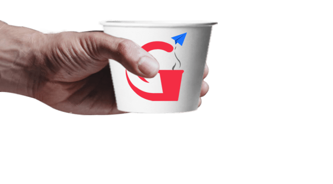 Print your ads on paper cups