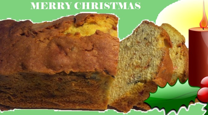Celebrate this Christmas with Meetha Paan Cake