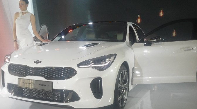 Here are a few Exotic Cars from the Auto Expo 2018