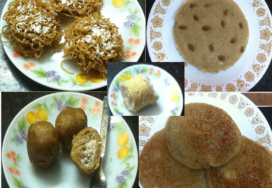 5 Kerala breakfast recipes with Wheat flour