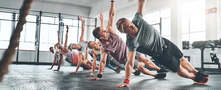 fitness trends in the UK in 2018