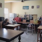 LIFE AT AN OLD AGE HOME