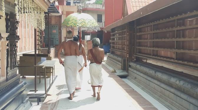 A visit to Ayyappa temple r k puram