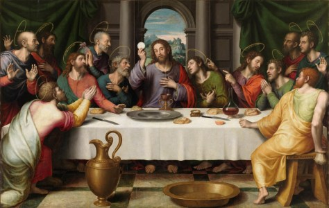 Story of Maundy Thursday