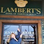 Lamberts Cafe Home Of Throwed Rolls Review