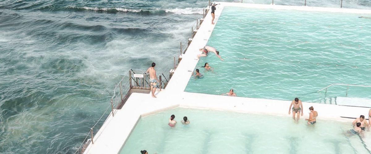 iceberg pools, bondi beach