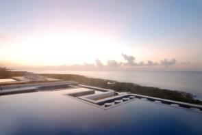 Sunrise Pool View