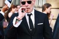 Navy Suit + Tie