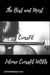 Woman cross fit
