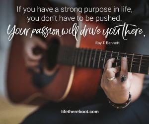 fulfilling life purpose