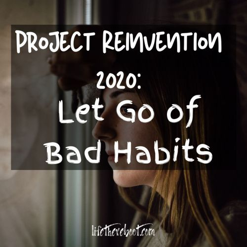 project reinvention bad habits