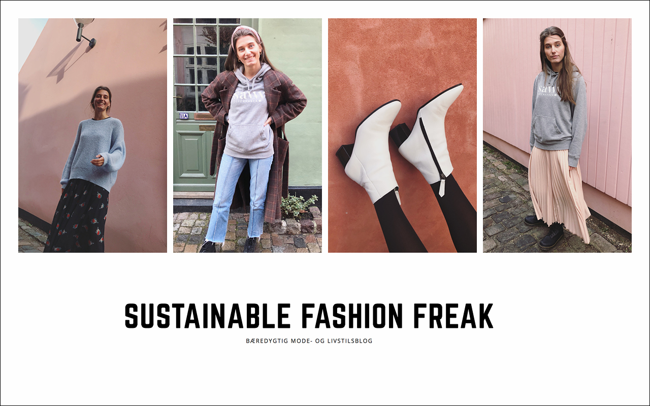 SUSTAINABLE FASHION FREAK