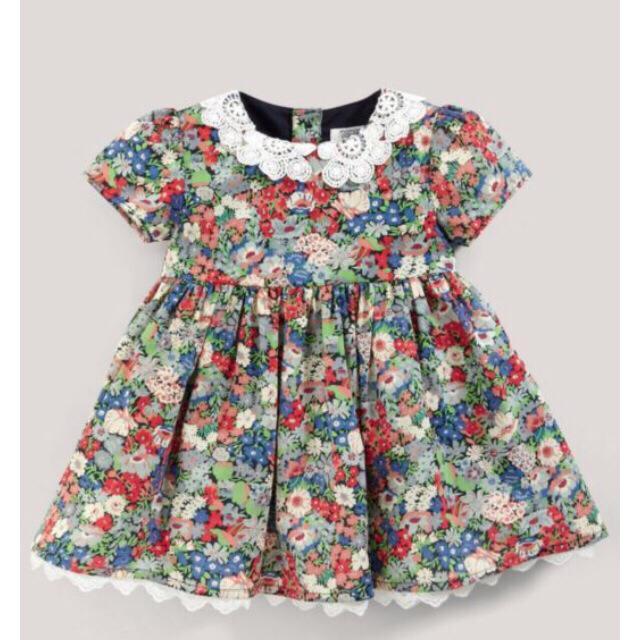 Liberty Mamas and Papas Dress